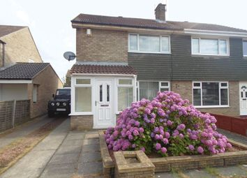 Thumbnail 3 bedroom semi-detached house to rent in Shearwater Way, Blyth