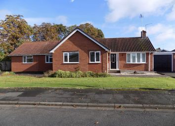 Thumbnail 4 bed bungalow to rent in Dearnsdale Close, Stafford