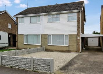Thumbnail 3 bed semi-detached house to rent in Grampian Way, Thorne, Doncaster