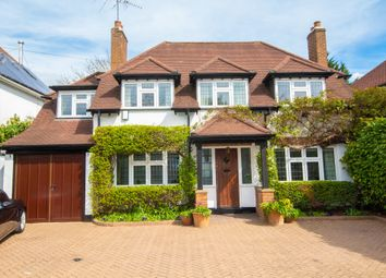 4 bed detached house for sale in Cuckoo Hill, Pinner, Middlesex HA5