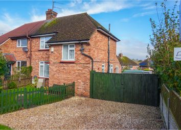 Thumbnail 2 bed semi-detached house for sale in Westfields, Buckingham