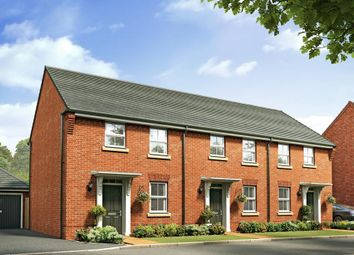 "Thumbnail 2 bed end terrace house for sale in ""Ashdown"" at Station Road, Grove, Wantage"