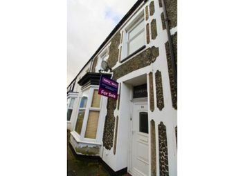 Thumbnail 5 bed terraced house for sale in Madoc Street, Porthmadog