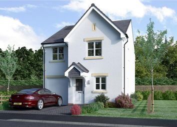 "Thumbnail 4 bed semi-detached house for sale in ""Forsyth Semi"" at Ayr Road, Newton Mearns, Glasgow"