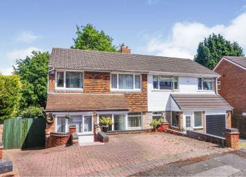Thumbnail 3 bed semi-detached house for sale in Vale View, Aldridge, Walsall
