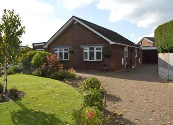 Thumbnail 3 bed bungalow for sale in School Lane, Hill Ridware, Near Lichfield, Staffordshire