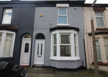 Thumbnail 3 bed terraced house to rent in Harebell Street, Kirkdale, Liverpool