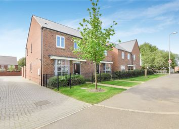 Thumbnail 3 bedroom semi-detached house for sale in William Heelas Way, Wokingham, Berkshire