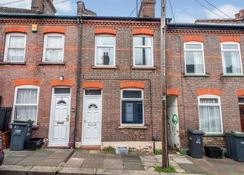 2 bed terraced house for sale in May Street, Luton, Bedfordshire, England LU1