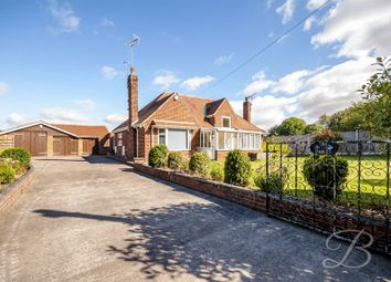 Thumbnail 4 bed detached bungalow for sale in Bungalow Lane, Bilsthorpe, Newark