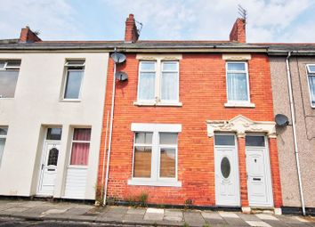 Thumbnail 2 bed flat for sale in Beaumont Street, Blyth