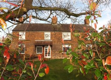 Thumbnail 5 bed detached house for sale in Elton Lane, Winterley, Sandbach, Cheshire
