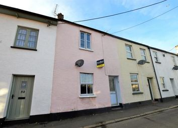 Thumbnail 2 bed terraced house for sale in Dean Street, Crediton, Devon