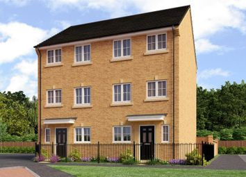 "Thumbnail 4 bed mews house for sale in ""Hardy"" at Aberford Road, Wakefield"