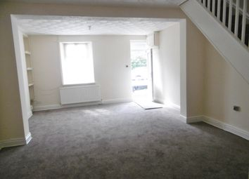 Thumbnail 2 bed terraced house to rent in Stansfield Street, Cwm