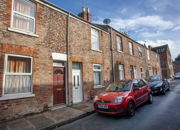 Thumbnail 2 bed end terrace house to rent in Granville Terrace, York
