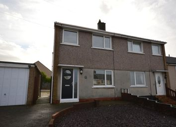 Thumbnail 3 bedroom semi-detached house to rent in Balmoral Road, Whitehaven