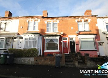 Thumbnail 2 bed terraced house to rent in Katherine Road, Bearwood, Smethwick