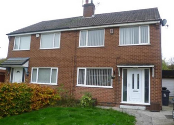 Thumbnail 3 bed semi-detached house for sale in Old Hall Drive, Ashton In Makerfield