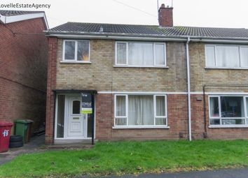 Thumbnail 3 bed semi-detached house to rent in Skelton Road, Scunthorpe