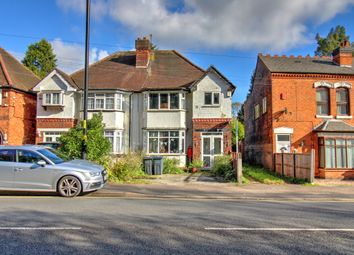Thumbnail 3 bed semi-detached house for sale in Chester Road, Sutton Coldfield