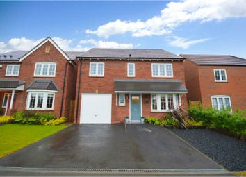 Thumbnail 4 bed detached house for sale in Skeggles Close, Nuneaton