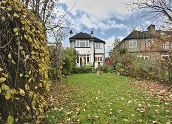 Thumbnail 4 bed detached house for sale in Valley Drive, London