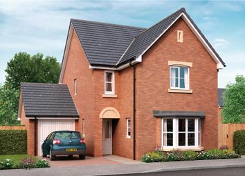 "Thumbnail 4 bed detached house for sale in ""Esk Linked"" at Applegate Drive, East Kilbride, Glasgow"