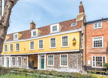 Thumbnail 4 bedroom town house for sale in The Monastery Court, Elm Hill, Norwich