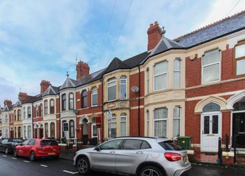 Thumbnail 4 bed terraced house to rent in Hanover Street, Canton, Cardiff