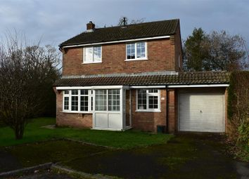 Thumbnail 3 bed detached house for sale in Heol Ceirios, Llandybie, Ammanford