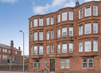 Thumbnail 1 bed flat for sale in Cathcart Road, Glasgow, Lanarkshire