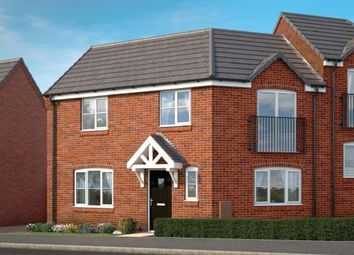 """Thumbnail 3 bed property for sale in """"The Mulberry At Hedgerows, Bolsover"""" at Mooracre Lane, Bolsover, Chesterfield"""