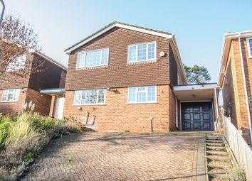Thumbnail Detached house for sale in Wing Close, Marlow