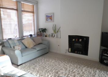 Thumbnail 2 bed terraced house to rent in Lincoln Street, Canton, Cardiff
