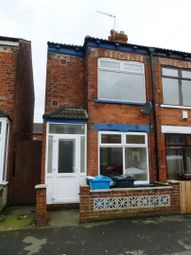 Thumbnail 2 bed terraced house to rent in Devon Street, Hull