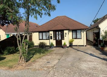 Pudsey Hall Lane, Canewdon, Rochford, Essex SS4. 3 bed bungalow