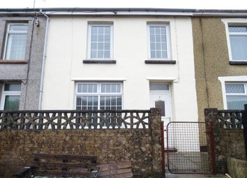 Thumbnail 3 bed terraced house for sale in Tre Edwards, Rhymney, Tredegar