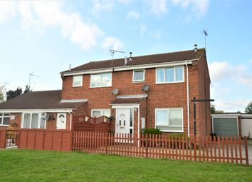 Thumbnail 3 bed semi-detached house for sale in Kingfisher Close, Colchester