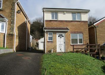 Thumbnail 4 bed detached house for sale in Cae Canol Baglan, Port Talbot, Neath Port Talbot.