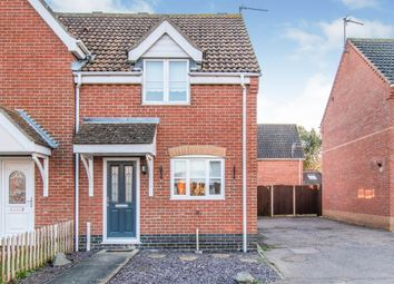 2 bed semi-detached house for sale in Howley Gardens, Lowestoft NR32