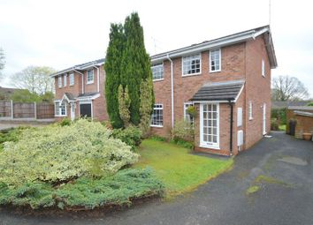 Thumbnail 2 bedroom semi-detached house for sale in Lydney Close, Redditch