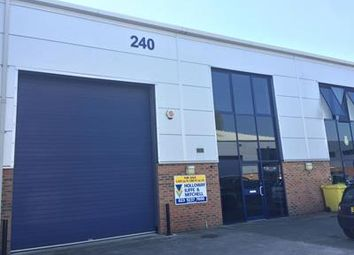 Thumbnail Light industrial to let in Unit 240 Ordnance Business Park, Aerodrome Road, Gosport, Hampshire