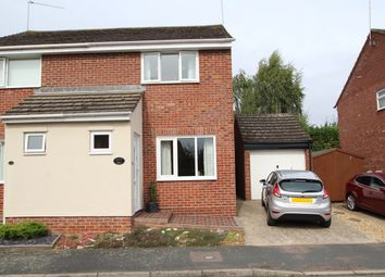 2 bed semi-detached house for sale in Anderson Close, Needham Market, Ipswich IP6
