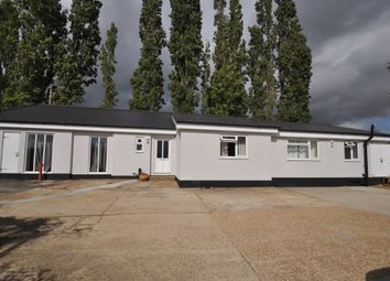 Thumbnail 4 bed detached bungalow to rent in Appledore Road, Kenardington, Ashford