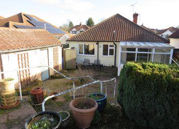 Thumbnail 2 bedroom bungalow to rent in Bixley Road, Ipswich
