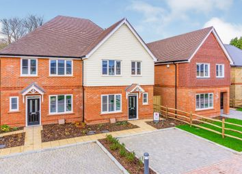 Thumbnail 3 bed semi-detached house for sale in Foresters Way, Crawley, Pease Pottage