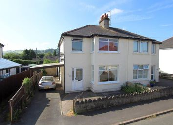 Thumbnail 3 bed semi-detached house for sale in Penyfan Road, Llanfaes, Brecon