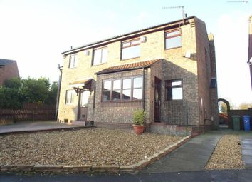 Thumbnail 3 bed semi-detached house to rent in Lindisfarne, Peterlee