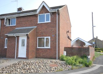 Thumbnail 2 bed end terrace house for sale in Constable Road, Hunmanby, Filey